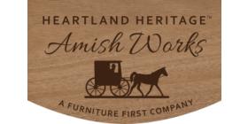 Heartland Heritage Amish Logo